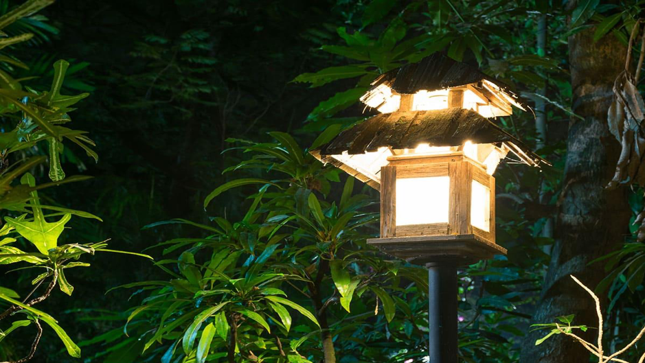 Garden Solar Light Distributor