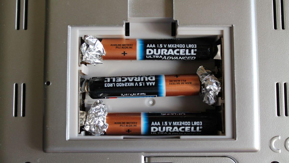 Increasing The Lifespan Of Batteries