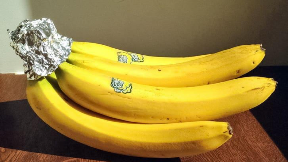 Keeping Bananas Fresh For Longer