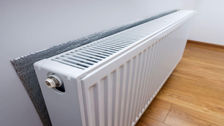 Low Cost Boost To Radiator Efficiency