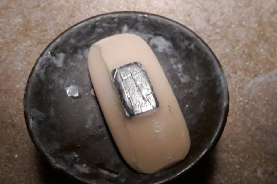 Soap Trick