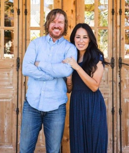 The Fixer Upper Couple