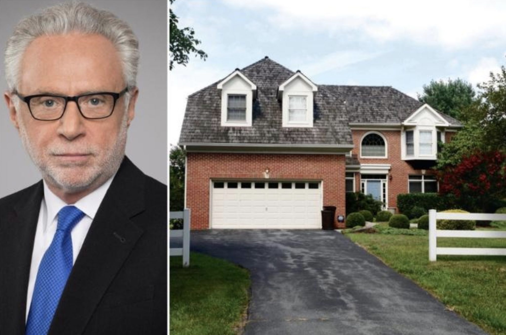 Wolf Blitzer's 1.34 Million Home In Maryland