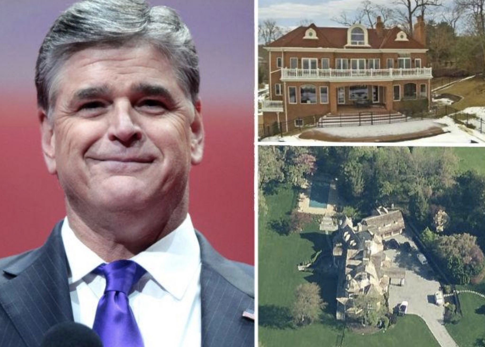 Sean Hannity's 8.5 Million Home In New York