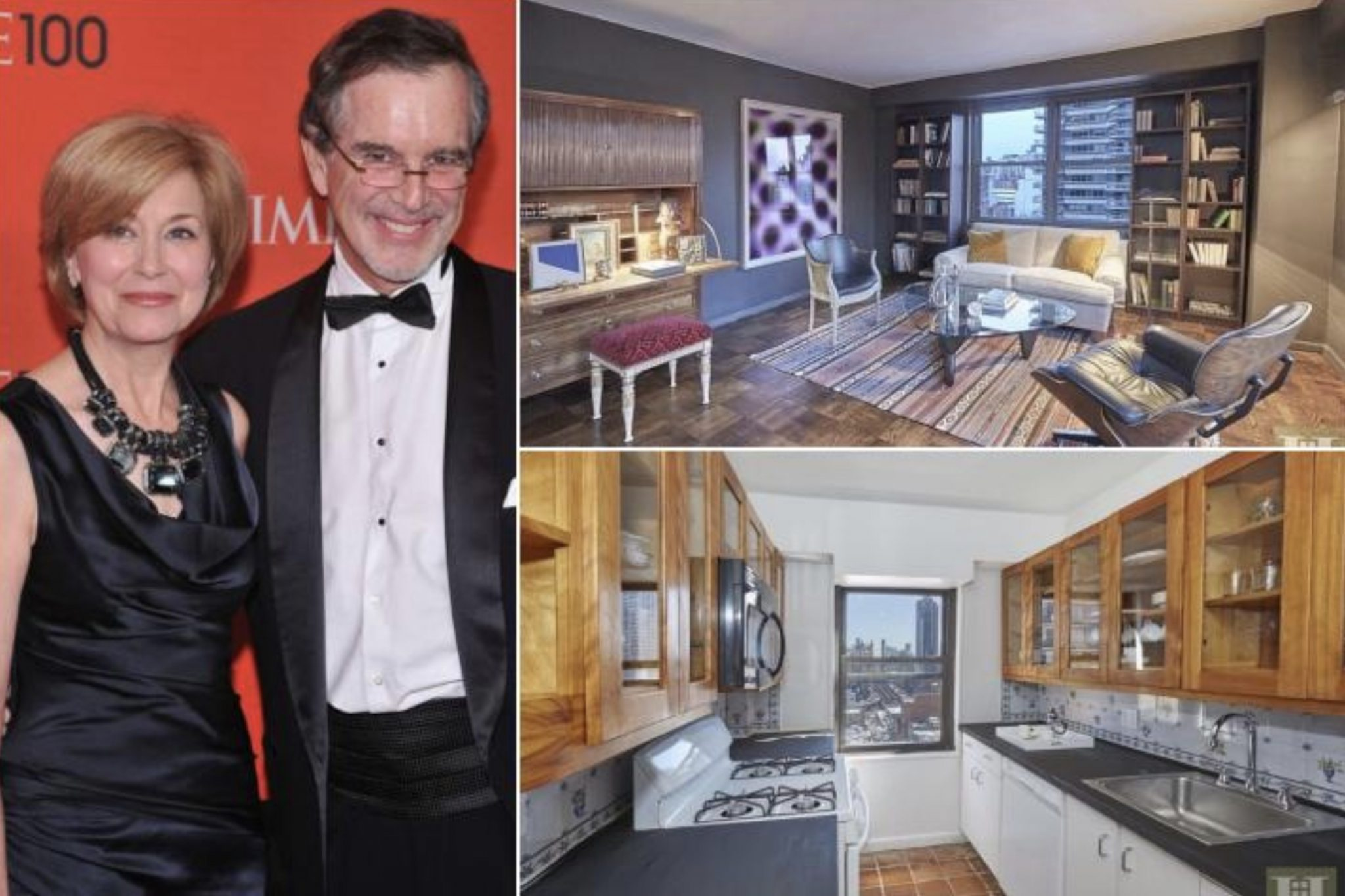 Jane Pauley's 2.2 Million Home In New York