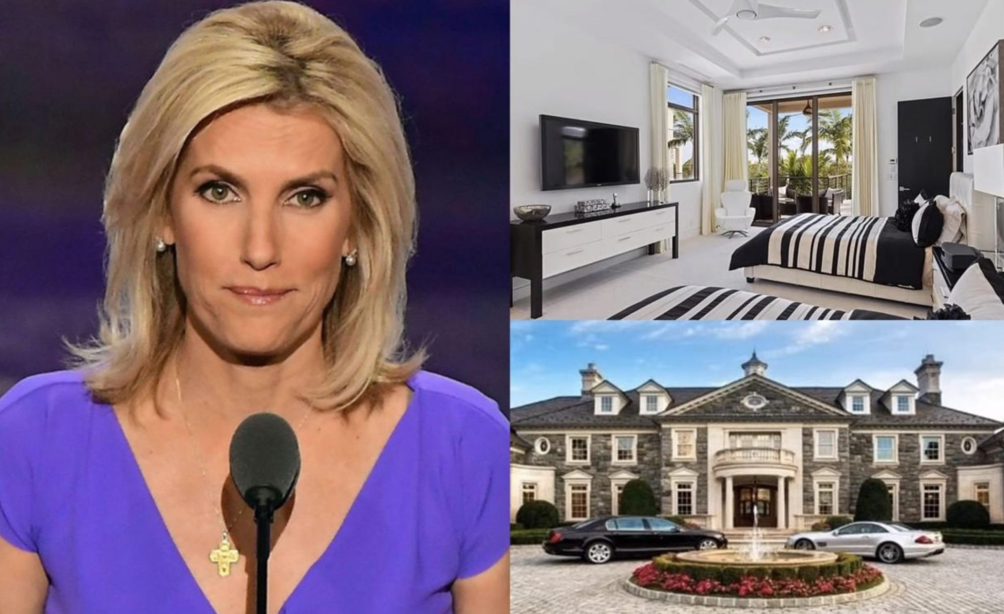 Laura Ingraham's 1 Million Home In Connecticut