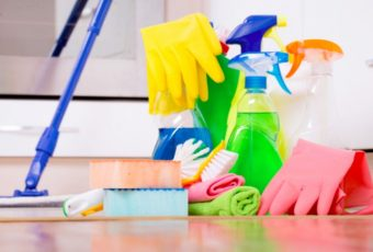10 Tips For A Clean Home