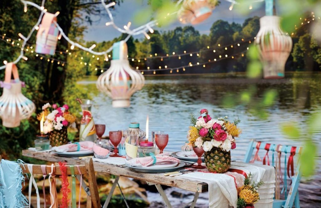 Backyard Party Designs