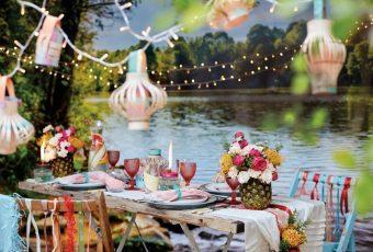 Backyard Party Designs