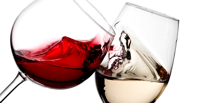 Have Red and White Wine but Serve it Accordingly