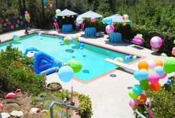 4 Cool Pool Party Ideas