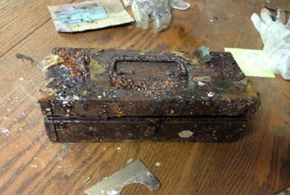 The Enigmatic Box