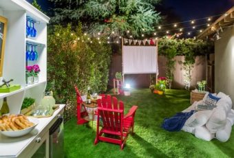This Summers Project Is Making Your Backyard Into A Party Space