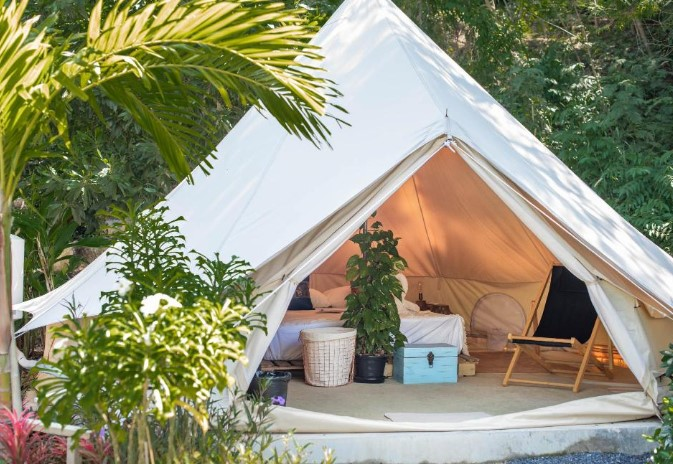 Upgrade Every Camping Trip Into A Glamping One