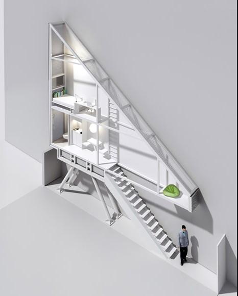 Worlds Slimmest House Poland
