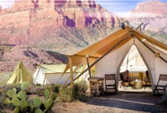 Best Glamping Sites In The US