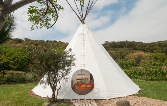 Tipi Valley In Portugal