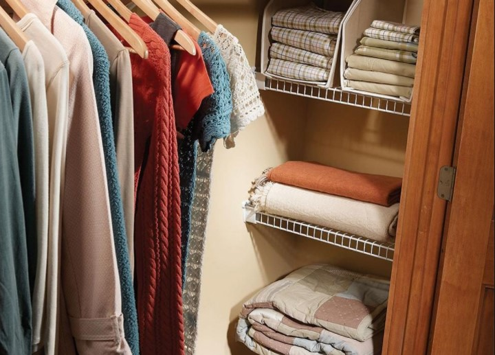 Make Space In Your Existing Closet