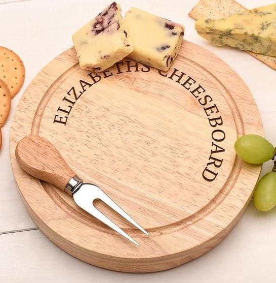 WeArePaperPlane Cheese Board