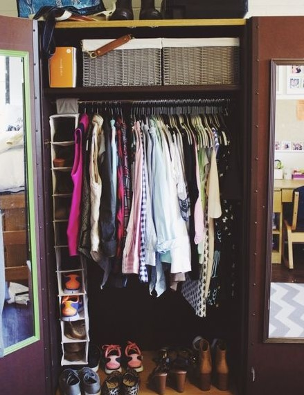 Make More Room In Your Closet