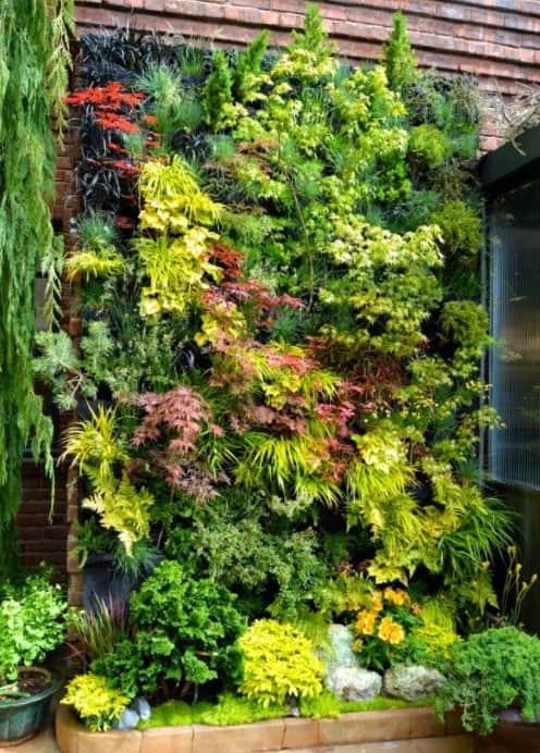 Add Vertical Gardening