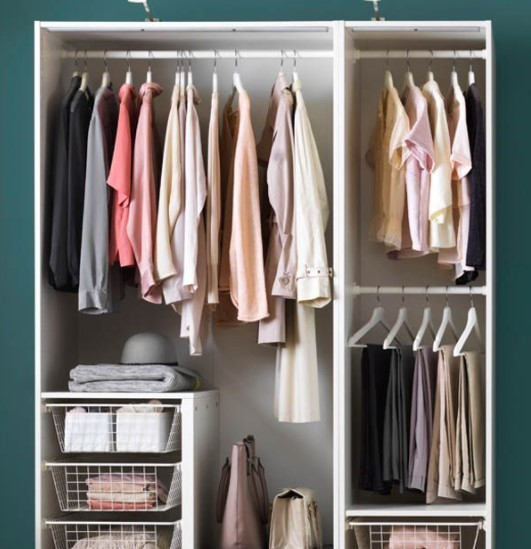 21 Garderobe Game