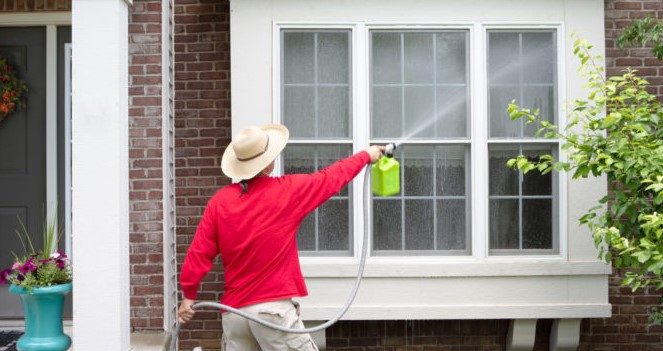 Clean The Exterior
